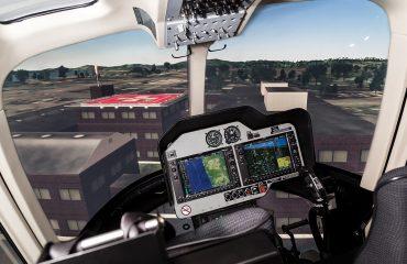 Life Flight Network Frasca Simulator