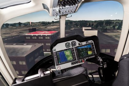 Life Flight Network Frasca Simulator