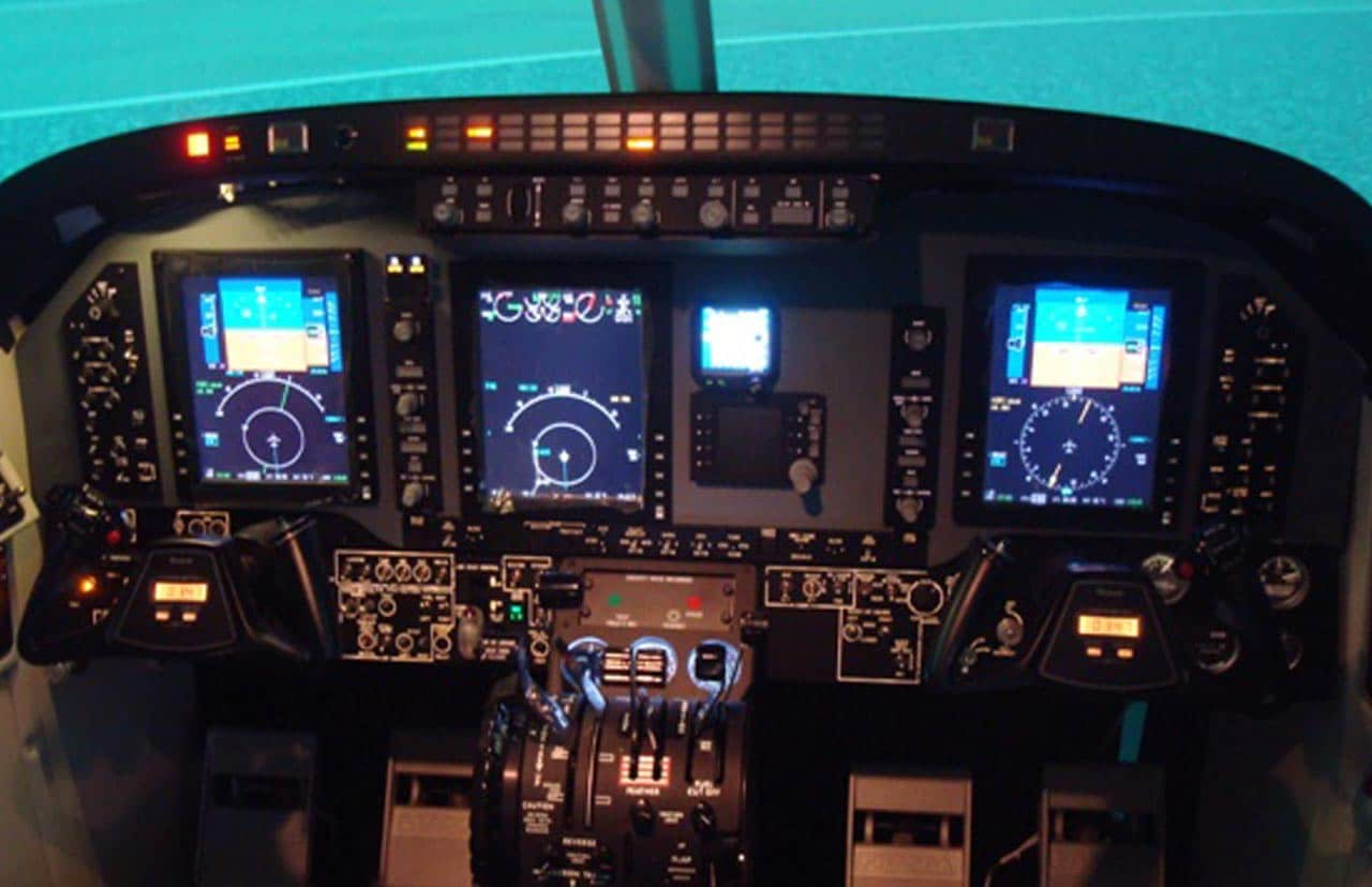 Beechcraft Archives - Frasca Flight Simulation