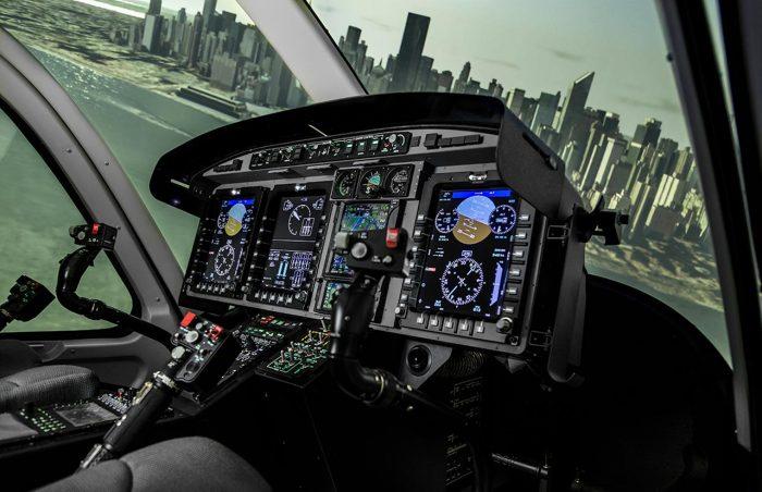 Bell 429 Simulator Frasca Flight Simulation