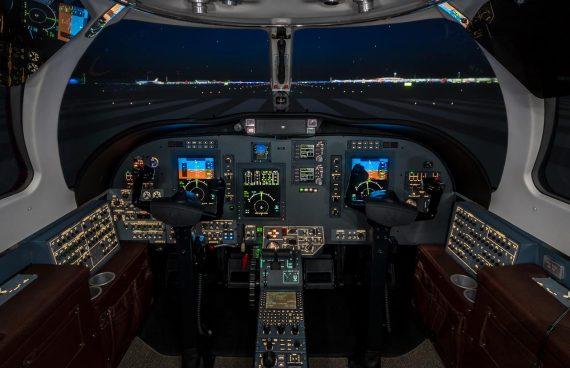 Cessna 172 - Frasca Flight Simulation