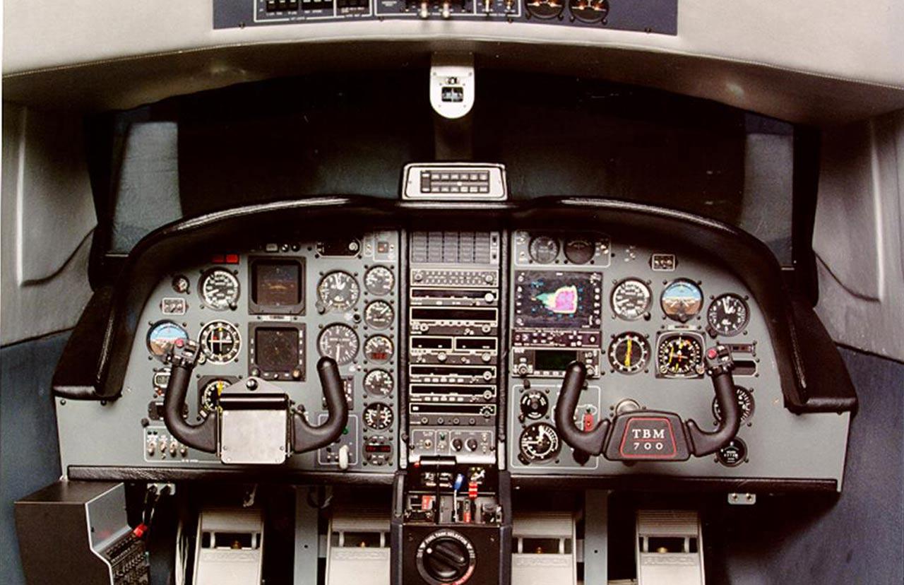 Frasca Fixed Wing Flight Simulators | Full Flight Training Devices