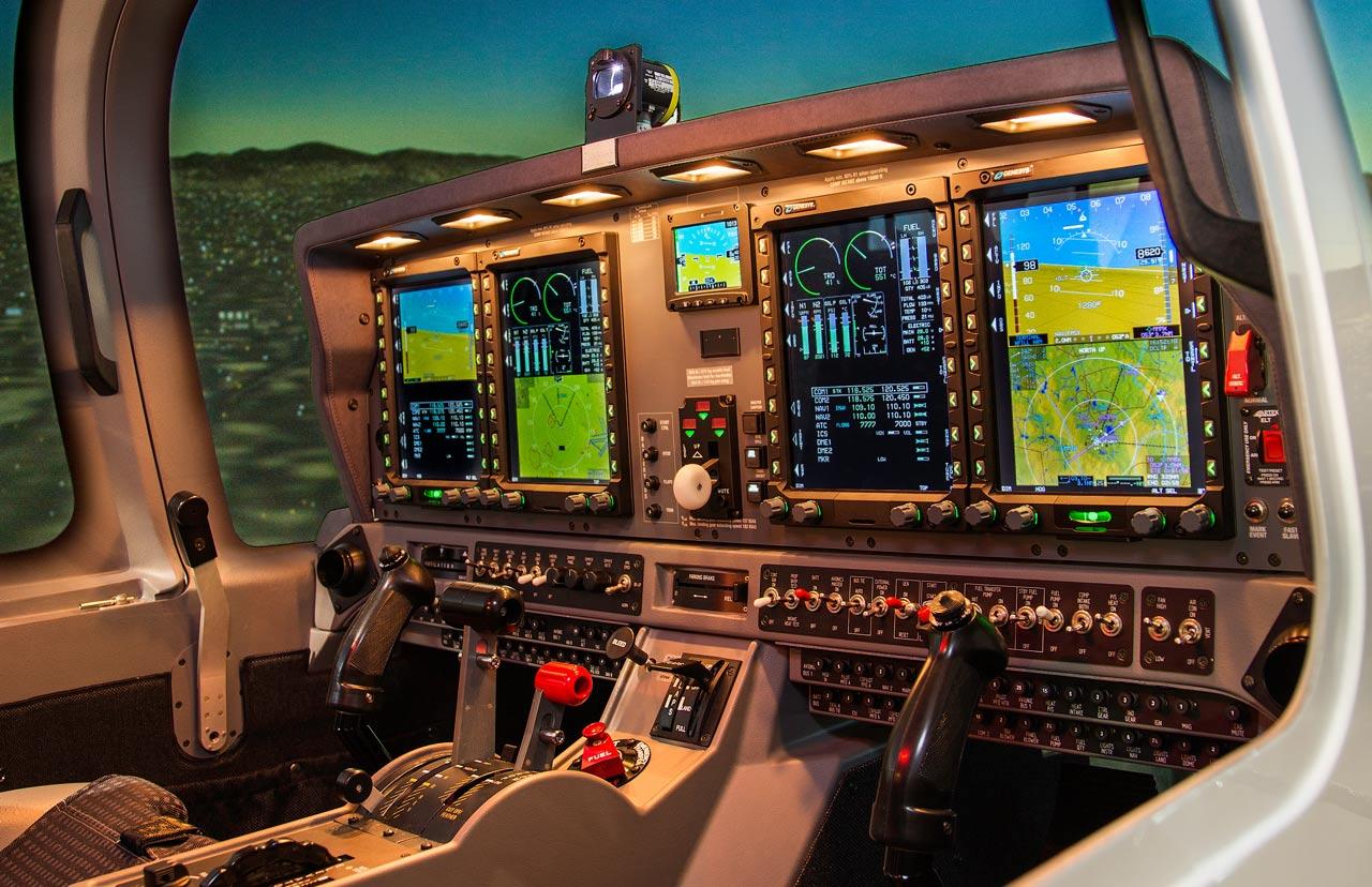 Grob-G120TP-Simulator
