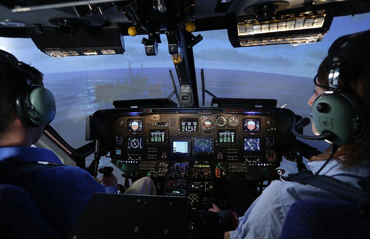 Sikorsky-S76-Simulator