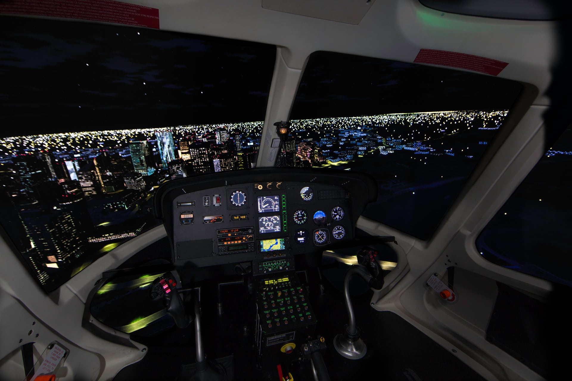 Airbus As350 B3e H125 Simulator Frasca Flight Simulation