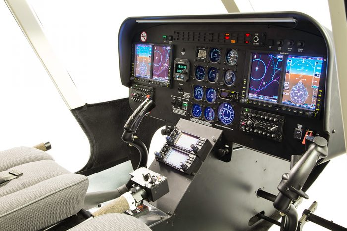 Bell 407 Flight Simulator