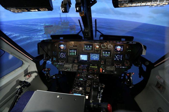 Sikorsky S76 Simulator