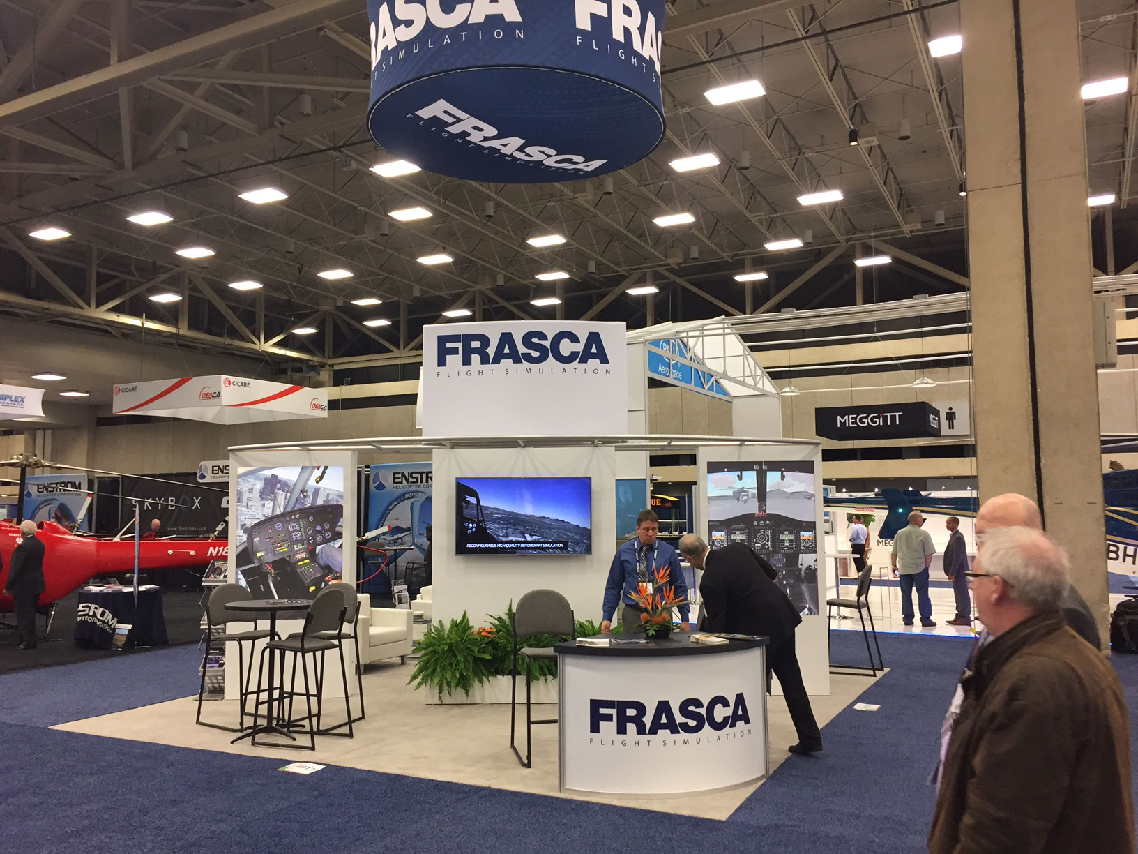 Frasca-Booth-Heli-Expo-2017