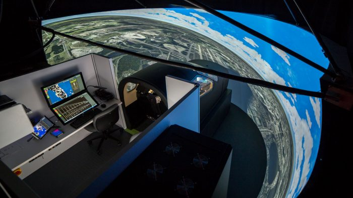TBM-930 Flight Simulator