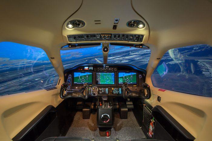 TBM930-Frasca-Simulator