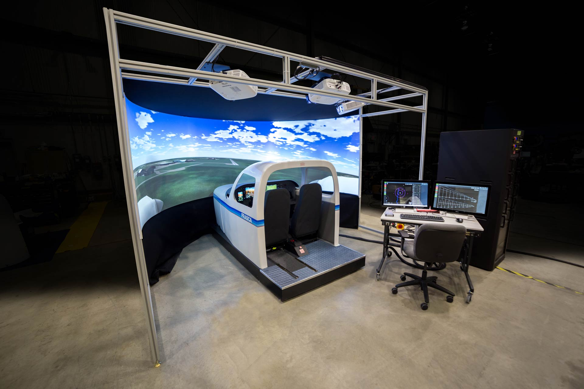 Seminole Flight Simulator