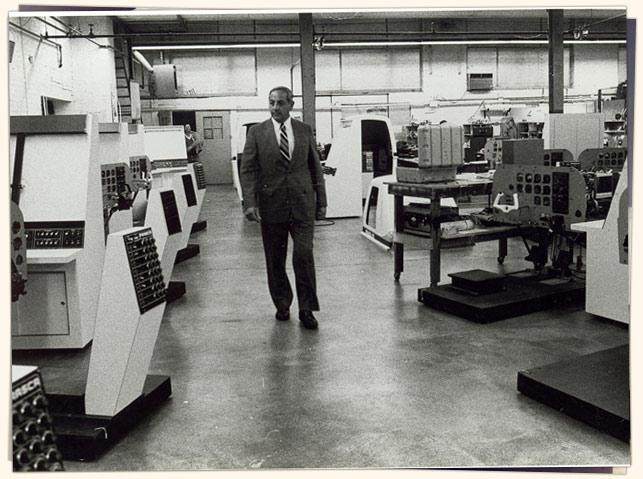 Rudy Frasca Factory