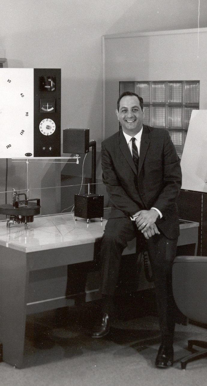 Rudy Frasca Founder