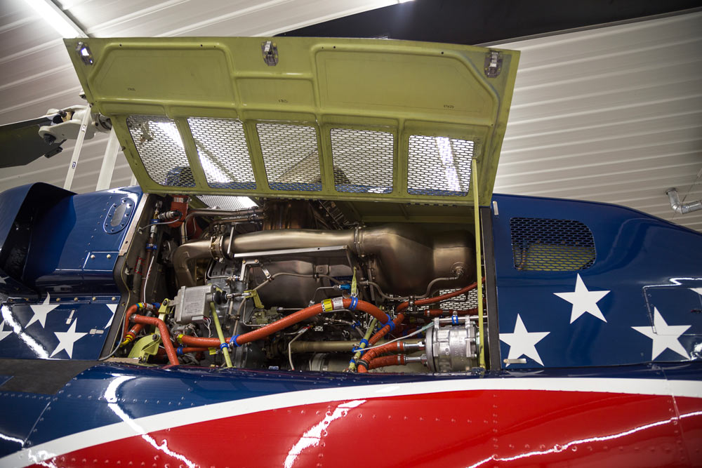 Air Evac Flight Test