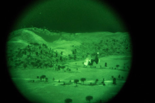 Air Evac NVG Training