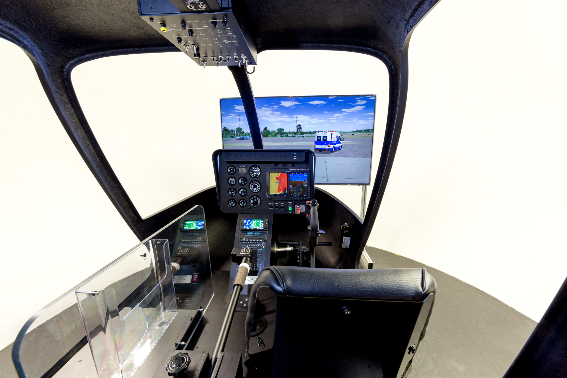 Frasca HTD Helicopter Training Device