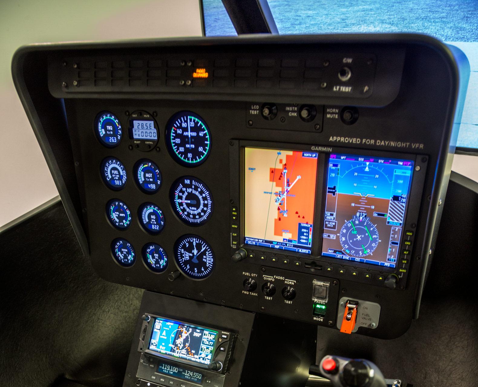 Air Evac Lifeteam Trains with Frasca Simulators - Frasca Flight
