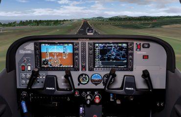 Cessna172-cockpit-G1000