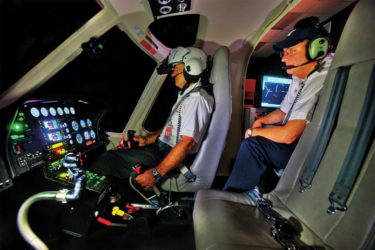 AS350 NVG Training