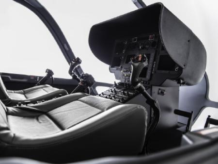 Frasca UH-72 Simulator