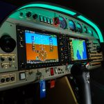 Diamond DA42 Frasca Flight Simulator