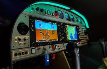 Diamond DA42 Frasca Flight Simulator