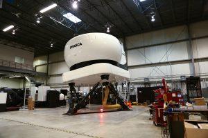 Frasca CJ1 Full Flight Simulator