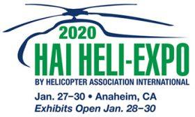 2020 HAI HELI-EXPO Logo