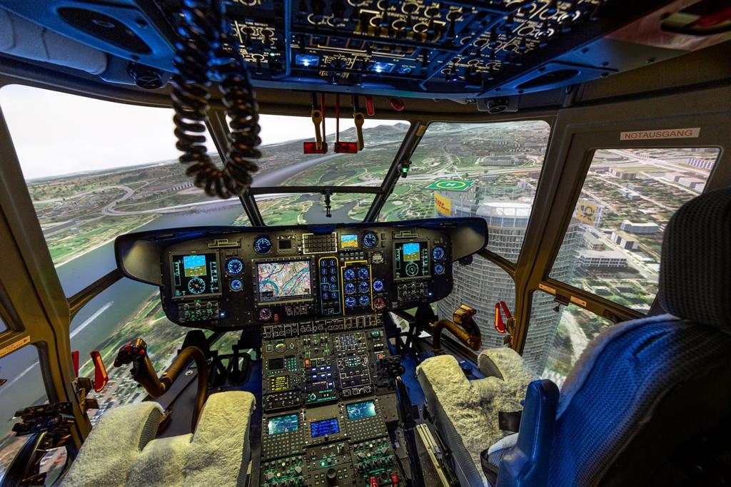 A332 Frasca Simulator
