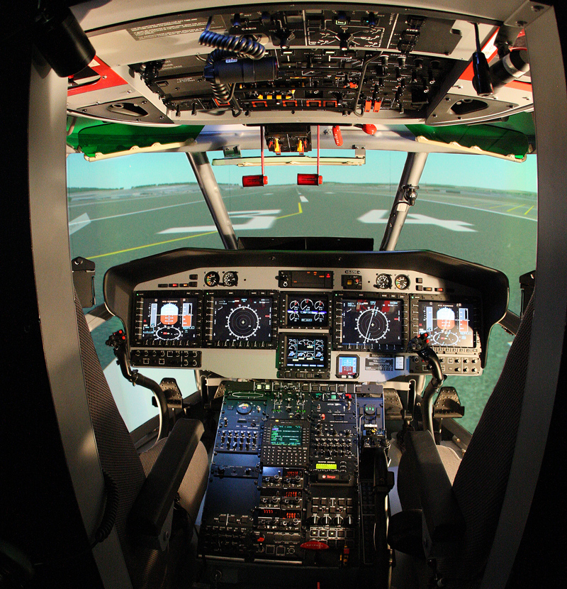 EC225 Frasca Simulator