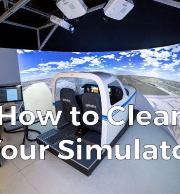 Frasca Archer Simulator