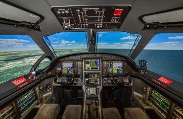 Frasca Pilatus PC-12 Flight Simulator