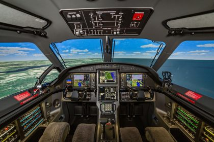 Frasca Pilatus PC-12 Flight Simulator
