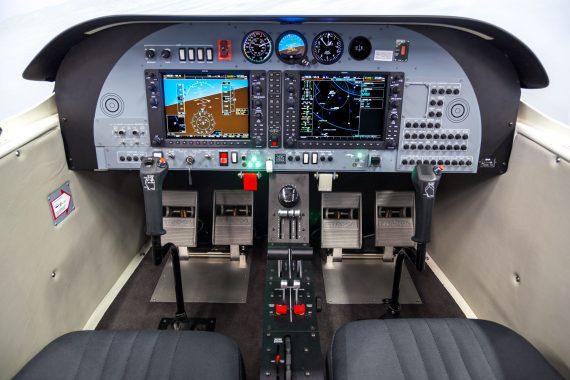 DIamond DA42-VI Frasca Simulator FSTD