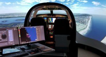Frasca Piper M600 Simulator