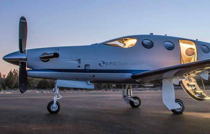 Epic Aircraft E1000 Frasca